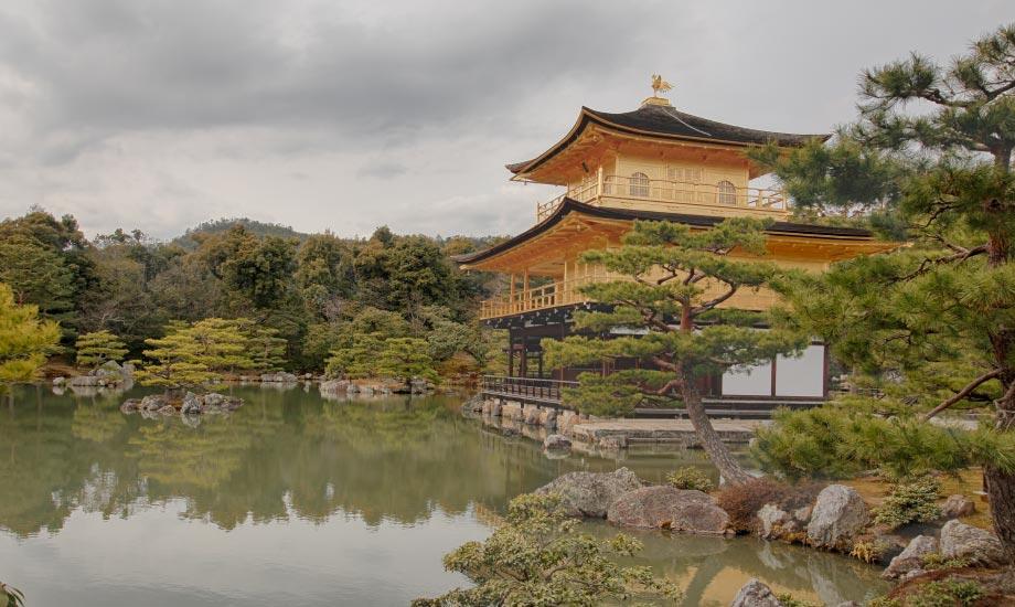 Tempel i Kyoto
