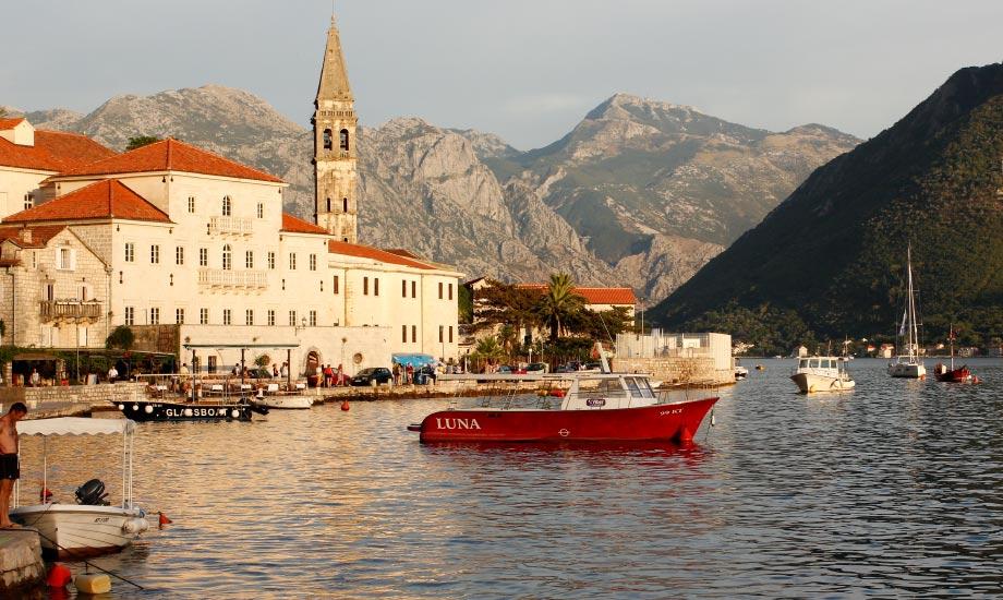Montenegro, seiling og ferie!