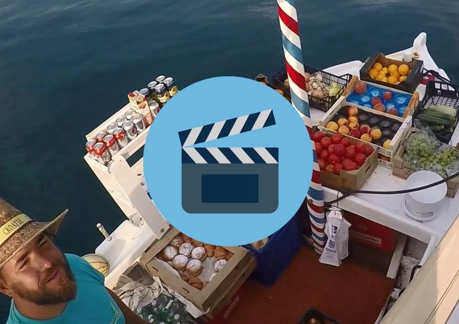 Seiling i Kroatia -del 2